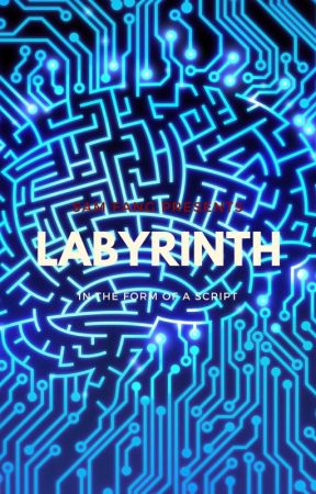 Labyrinth by FangedAndCloaked