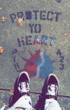 Protect yo heart  by sunnydxx