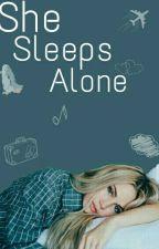 She sleeps alone.||Luke Hemmings by jewatt