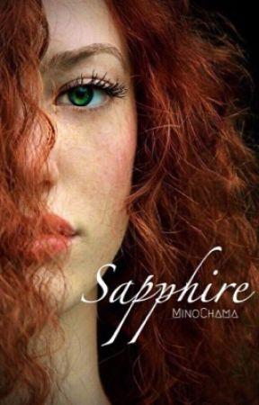 -Sapphire- by MinoChama