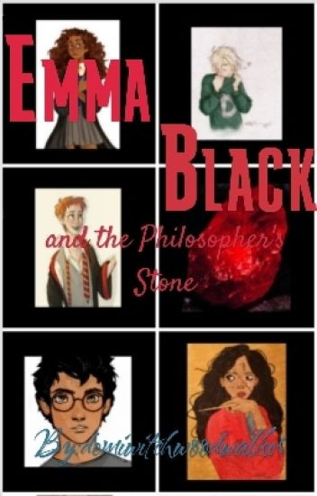 Emma Black and the Philosopher's Stone (HP/PJO fanfic) (Book 1)