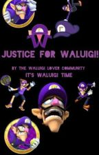 Justice For Waluigi  by oxXBonnieDatBaeXxo