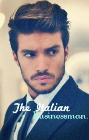 The Italian Businessman. by purplefavim