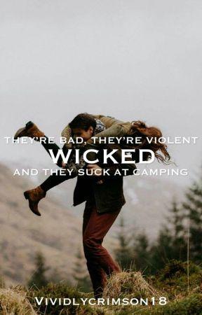 Wicked  by vividlycrimson18