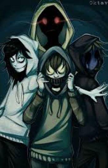 Cloaked Gangster (Creepypasta x RWBY) - Sleeper  - Wattpad