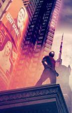 Spiderman y Ladybug: Lejos de Casa by Kikevv4