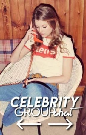 Celebrity Groupchat by calumsfilipina