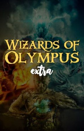 Wizards of Olympus EXTRA by taliainhogwarts