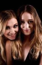 Clexa social media au by story_reader18
