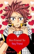 Bro-Friend to Boy-Friend (Natsu x Reader) [ON HOLD] by MrsLuceDragneel