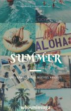 Summer | varios | by pxrpletae_