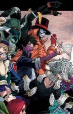 Boku No Hero Academia Villains Boyfriend Scenarios by YanYan-chani