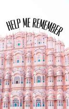 Help Me Remember || Barnes by meraaki