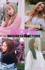 BLACKPINK IMAGINES&REACTIONS (gxg) by BlackpinkXRose