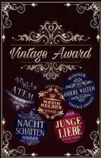 Vintage Award //2018-2019 // Closed  by Vintage_Award