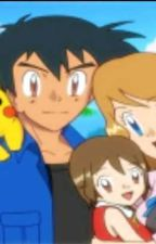 My Father Is Training To Be A Pokemon Master (Amourshipping)  by KaylaAdrianse