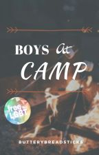 Boys At Camp (BoyxBoy) by ButteryBreadsticks