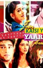 Kaisi Yeh Yaariaan Manan Forever by IsabellaSmith614