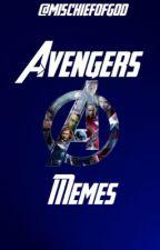 Avengers Memes by mischiefofgod