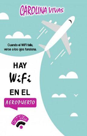 Hay wifi en el aeropuerto © by crln25