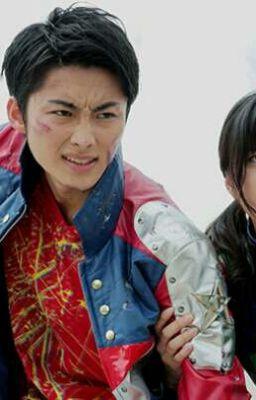 [Fanfic]-{Uchuu Sentai Kyuranger}•LuckyHammie• You and I Colide.
