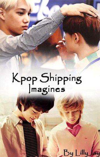 Kpop Shipping Imagines