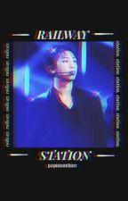 railway station   k.th&k.nj by papisunshine
