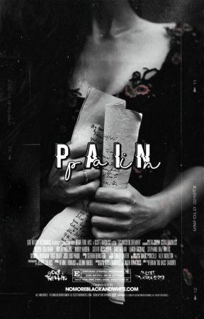 pain // linctavia by avengerxhale