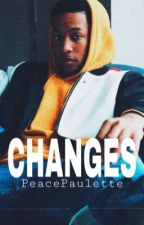 Changes {Jacob Latimore} by PeacePaulette
