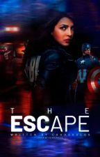 THE ESCAPE ─ steve rogers by wishwqueen