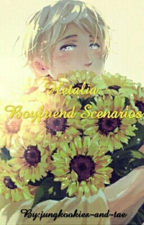 Hetalia Boyfriend Scenarios! - Happy Birthday China~ - Wattpad