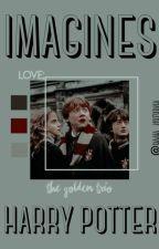 Imagines Harry Potter by JungSunHeeMalfoy