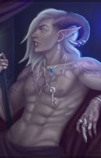 Xahoo - The lonely Incubus by Candygirlf22