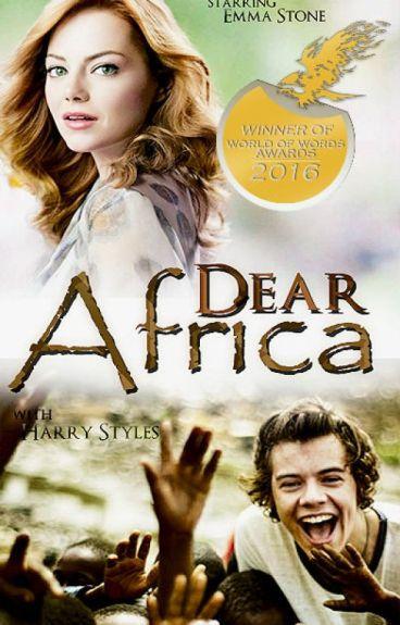 Dear Africa » harry styles (en edición) #WOWAwards2