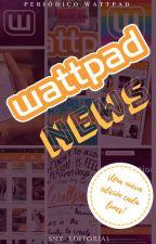 Periódico Wattpad by SnyEditorial