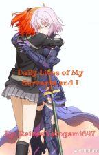 Daily Lives Of My Servants And I by IzumiAsada647