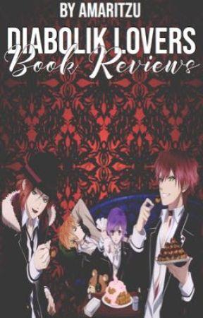 Diabolik Lovers Book Reviews  by Amaritzu