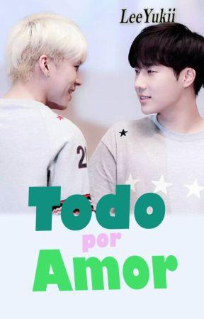 Todo por Amor by LeeYukii