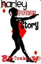 Harley Quinn Story by HUDanny