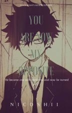 ❝You Are Now My Opposite❞ ||BNHA FANFICTION|| by Nicoshii