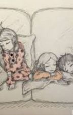 A Miraculous sleepover!!!😉(adrienette) contains some lemon... by miraculousfan5