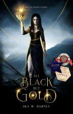 All Black But Gold by Skadegladje