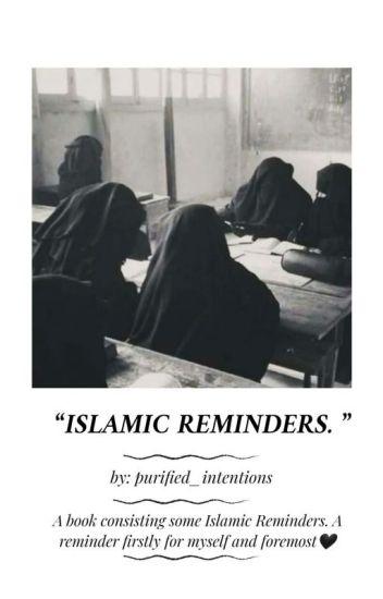 ISLAMIC REMINDERS