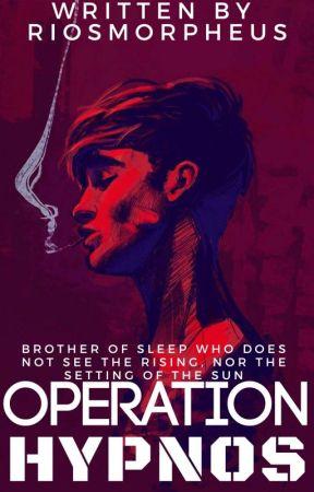OPERATION: HYPNOS (WALTON REAPER SERIES #1) by RiosMorpheus