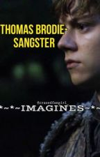 | Thomas Brodie-Sangster Imagines | by crazedfangirl_