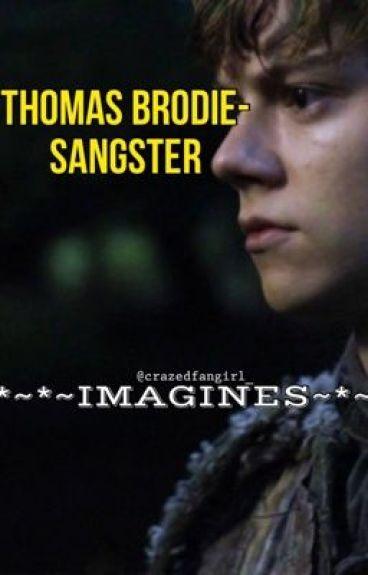 | Thomas Brodie-Sangster Imagines |