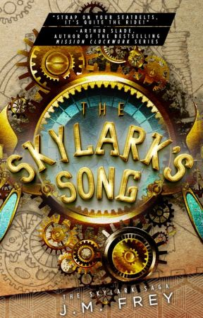 The Skylark's Song by JmFrey