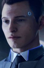 Detroit: Become Human Connor x Reader by SillyNamesAreGreat