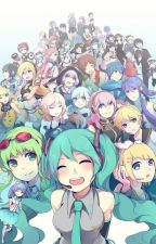 Vocaloid [songs into stories] by LenkaKagamine