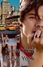 New York, New York. (h.s) by stylesmercuryx